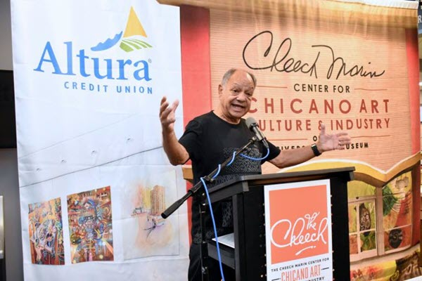 Cheech Marin Reflects on His New Art Museum–and Some Big Cultural Shifts