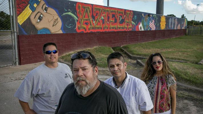 Revival of Holly Shores mural seen as 'a victory' for neighborhood