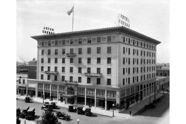 California State Historical Resources Commission to Consider 15 Properties for Action Including Hotel Fresno
