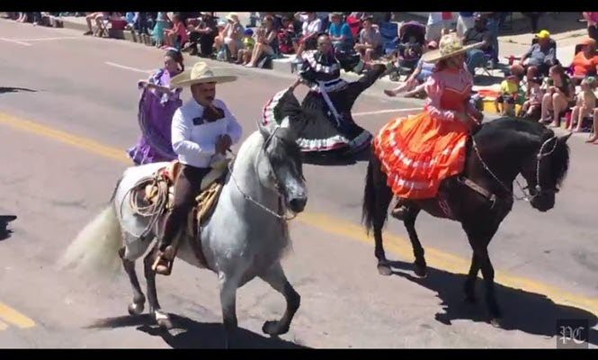 48th annual Cinco de Mayo Festival takes over Bessemer Park