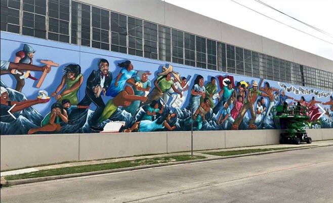 For Gonzo 247 and Tanguma, 'Rebirth of Our Nationality' mural looks like dream come true