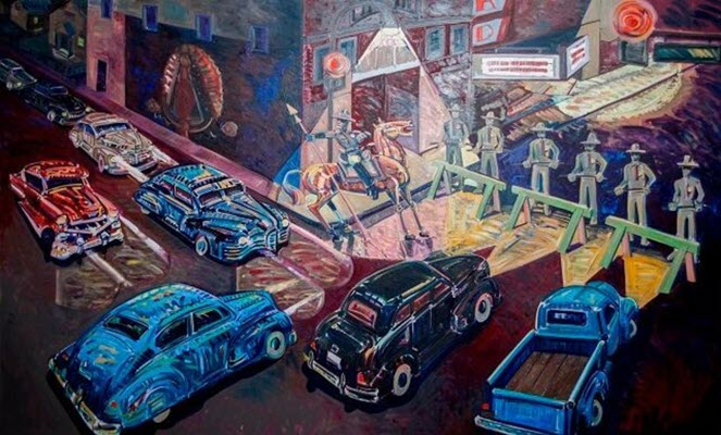 Bridges in Time of Walls: Mexican/Chicano Art from Los Angeles to Mexico