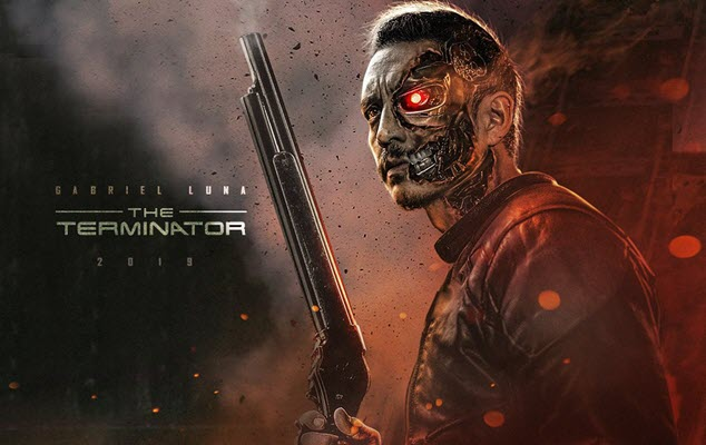 'The Terminator' Is Back, And This Time He's Latino