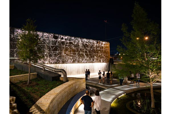 The First Phase of San Antonio's 'Latino High Line' Is Now Open