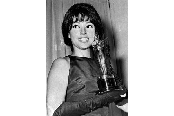 Rita Moreno To 'My Gente': Be Proud Of Who You Are, And Don't Give Up