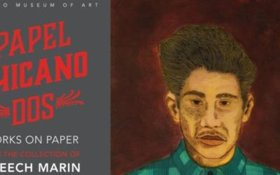 Cheech Marin's Papel Chicano Dos collection featured at El Paso Museum of Art