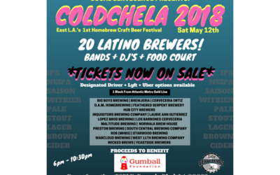 'ColdChela' Celebrates L.A.'s Latino Homebrewers With Its Annual AYCD Beer Festival