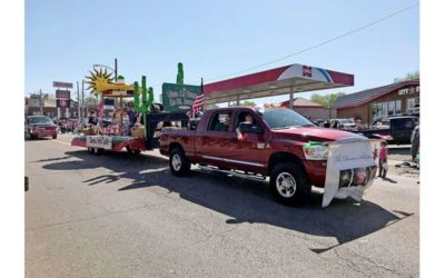 Apple Blossom Parade highlights familial traditions