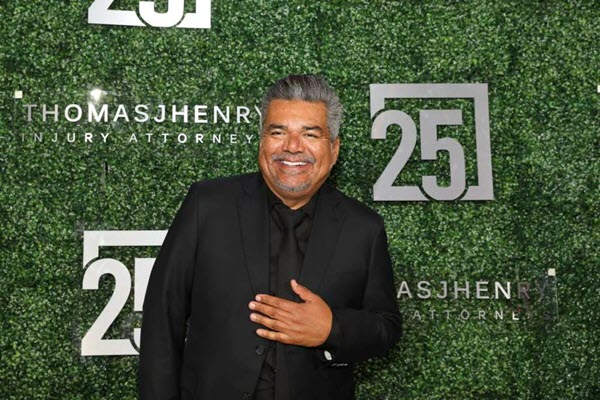 George Lopez emcees Thomas J. Henry bash, says 'San Antonio is a great city'