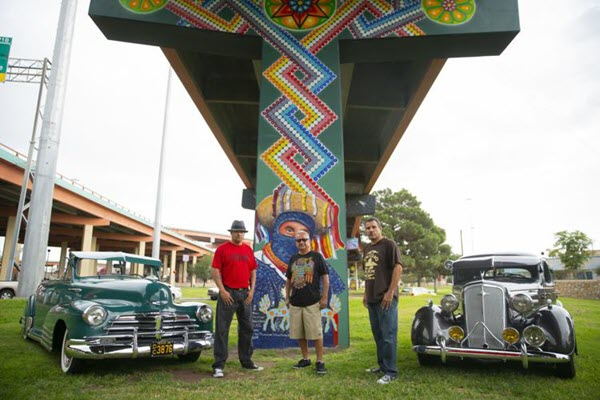 Low & Slow: Lincoln Park Day celebrates Chicano art and lowriders