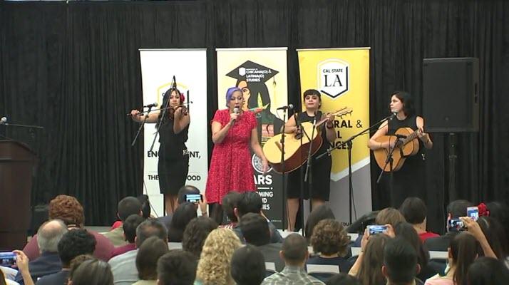 Cal State LA celebrates 50th anniversary of Chicano studies