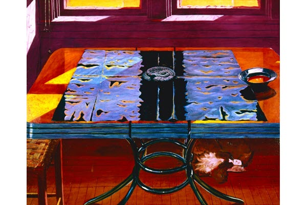Eduardo Carrillo, a Painter Who Took Chicano Art Beyond Identity's Borders