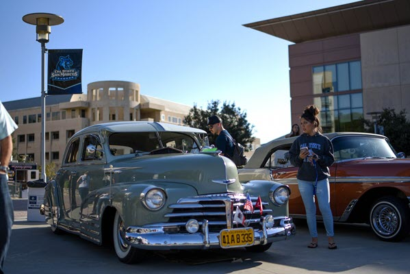 CSUSM to Host Second Annual Lowrider Experience on Sept. 22