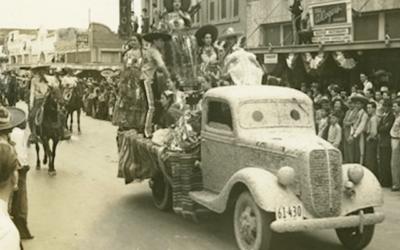 Hispanic Heritage Month: Charro Days