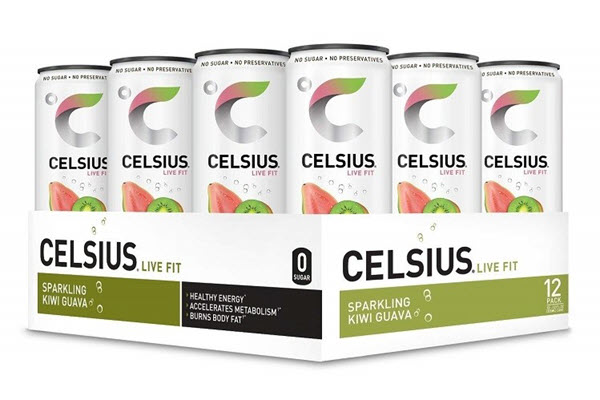 Energy drink maker Celsius taps Hispanic millennials with new flavor