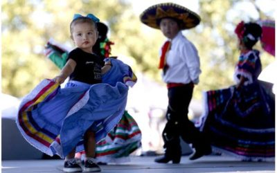 Sonoma County's Fiesta de Independencia teaches youth about Latin heritage