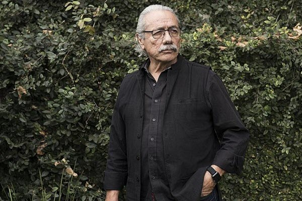 Mexican-American actor Edward James Olmos wants to be a voice for the under-represented