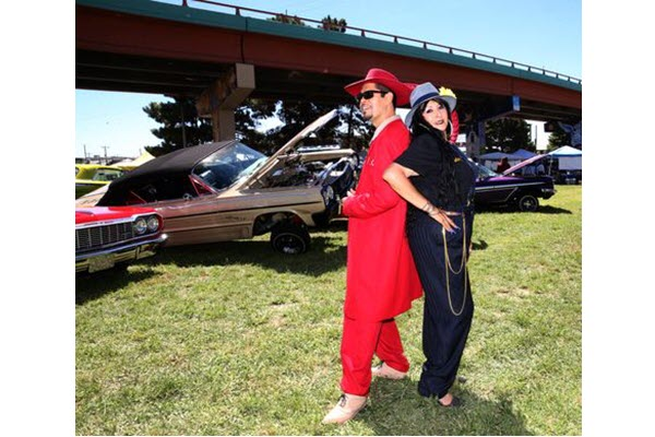 Classic cars, lowriders shine at 2018 Lincoln Park Day car show Sunday in El Paso, Texas