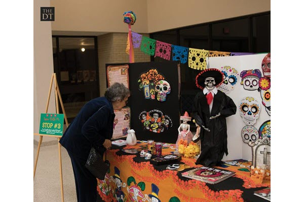 Museum Of Texas Tech Hosts D 237 A De Los Muertos Celebration