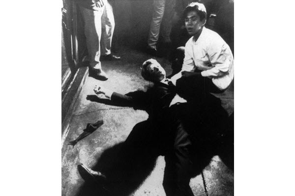 Juan Romero, busboy who comforted Robert Kennedy after he was shot, dies
