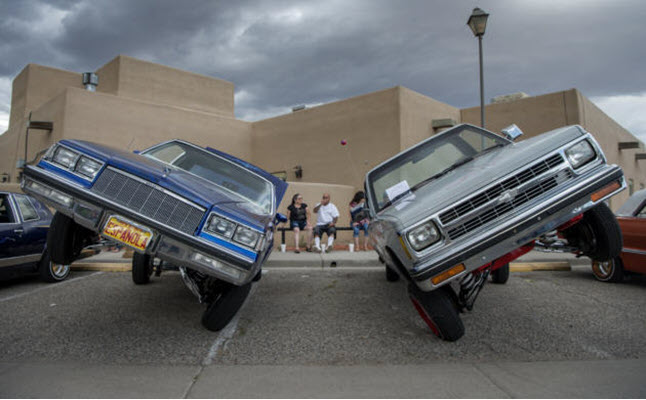 Española declares itself 'Lowrider Capitol of the World'