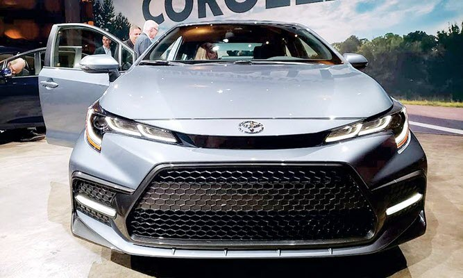 Toyota pins Corolla hopes on multicultural buyers