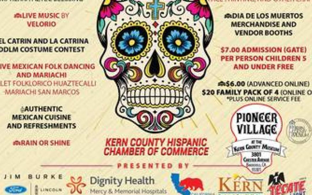 Dia De Los Muertos at the Kern County Museum