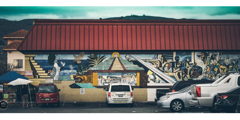 Mysterious removal of historic San Jose mural sparks $5 million lawsuit