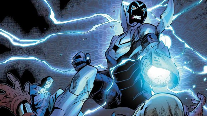 Blue Beetle will be the first DCEU movie with a Latino lead