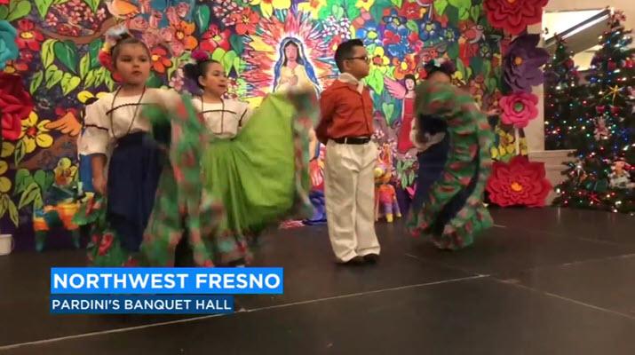 Many get in the holiday spirit at Fiesta Navidena