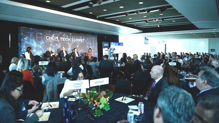 The 2018 CHCI Tech Summit a Success