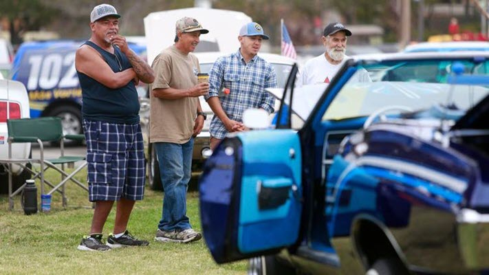 City leaders want to help bring a lowrider car show to National City