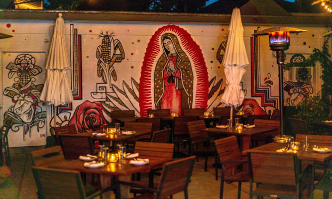Napa's newest restaurant is a Michelin-approved Mexican street food paradise