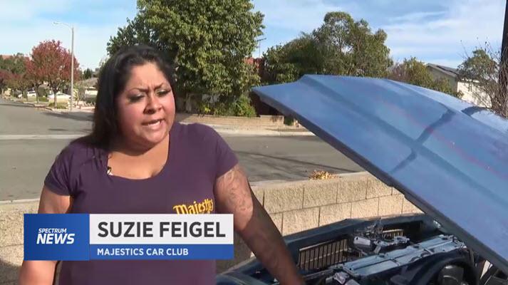 Female Lowriders Breaking Down Barriers in Male-Dominated Scene