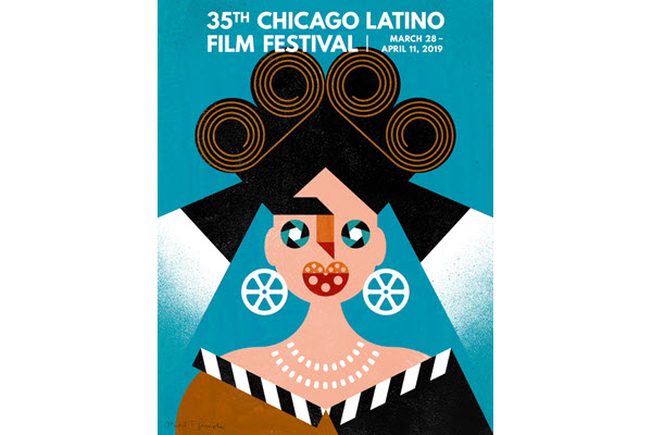 Chicago Latino Film Fest unveils poster for 35th run