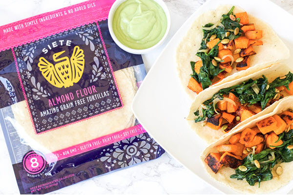 Grain-free tortilla brand wraps up $90 million funding round
