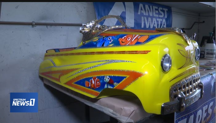 Acclaimed Lowrider Artist Finds New Outlet With Reduced Scale Pedal Cars