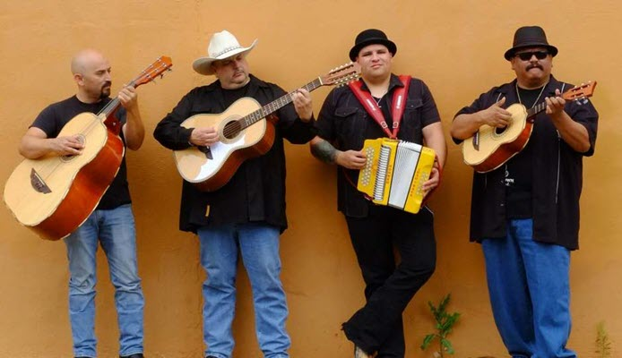 Los TexManiacs sing from the heart on Grammy-nominated album