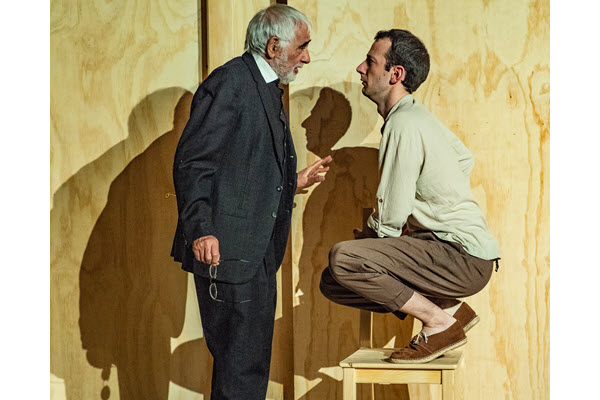 Review: 'The Old Man, the Youth, and the Sea' at GALA Hispanic Theatre