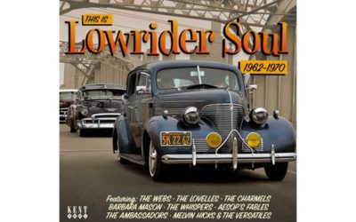 CD review – This is Lowrider Soul