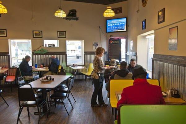 Southside diner mixes American, Hispanic menus