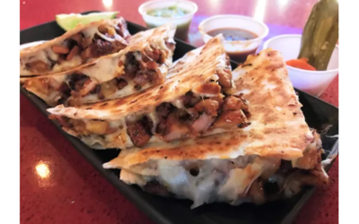 One of Indy's best taco spots just opened in Fishers, but don't miss the monster quesadilla