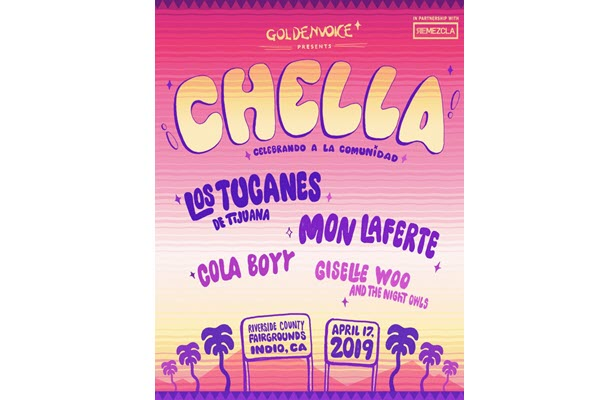 Here's the Lineup for Chella, the Music Festival Celebrating the Latino Community of Coachella Valley