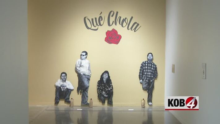Exhibit on 'cholas' opens at Hispanic Cultural Center