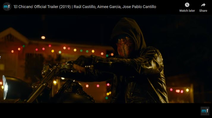 'El Chicano' Is the First Superhero Movie With an All-Hispanic Cast