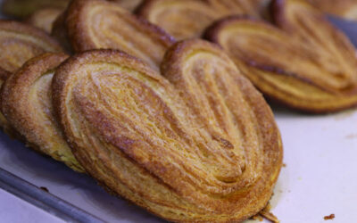 Bread is back at Hispanic bakeries