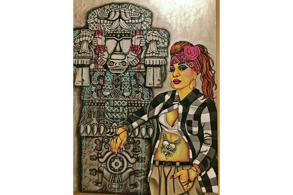 Exhibit on Latina 'cholas' opens in Albuquerque