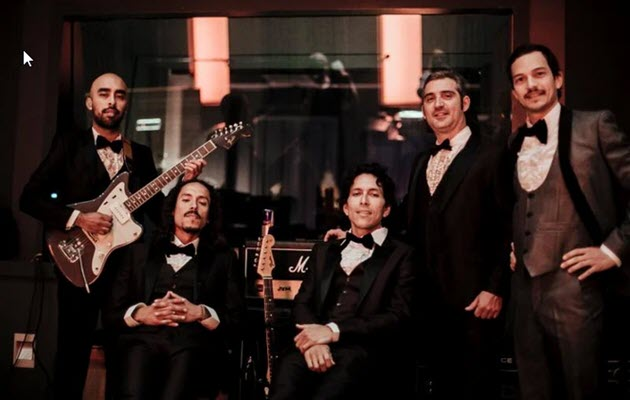 Chicano Batman teams with Caloncho for new EP