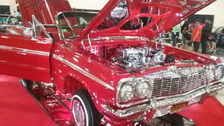 PPG's Ray Garcia Presents PPG Lowrider Palace at Goodguys Del Mar Nationals