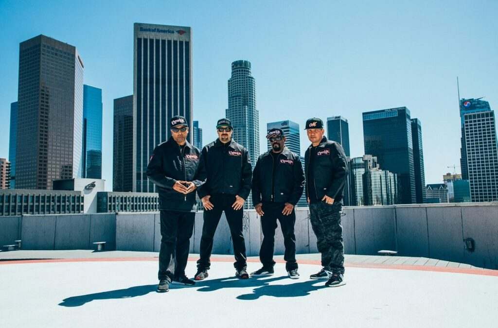Cypress Hill to be 1st Latino hip-hop group to receive star on Hollywood Walk of Fame